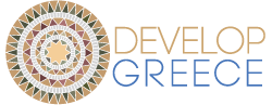 Develop Greece Logo