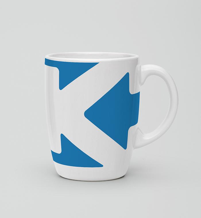 Kontou client mug | Develop Greece