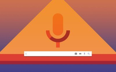 Voice search | Develop Greece