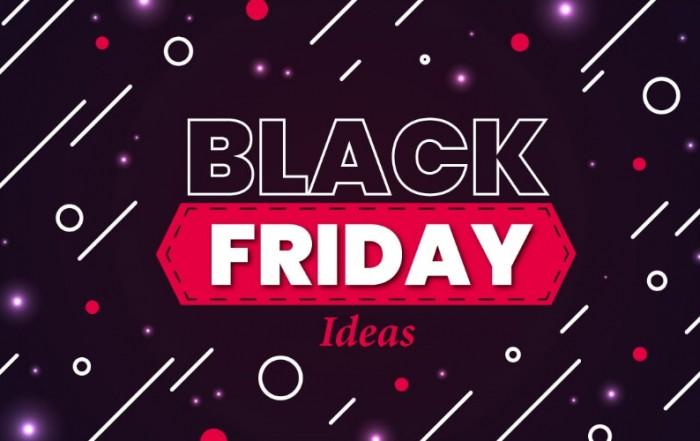 Black Friday - Ιδέες Marketing